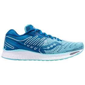 saucony Freedom ISO 3 Zapatillas Mujer, aqua/blue